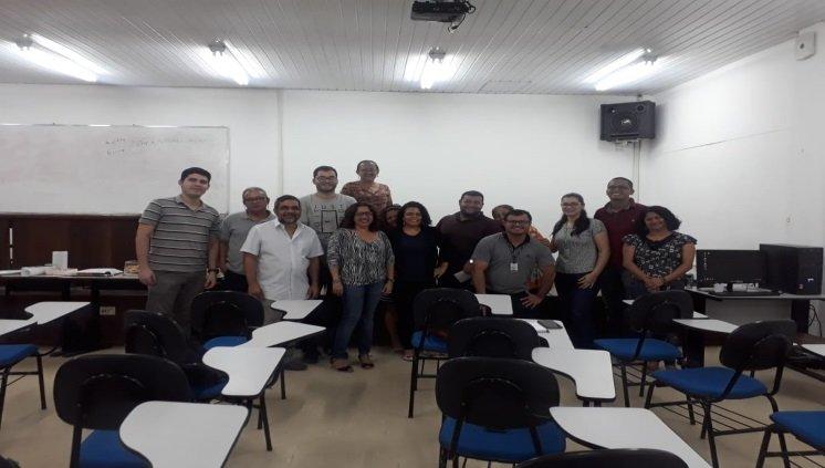Comissão SEI/UFAM apresenta o SEI! ao CAM